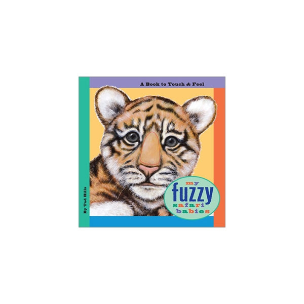 MY  FUZZY SAFARI BABY BOARD BOOK