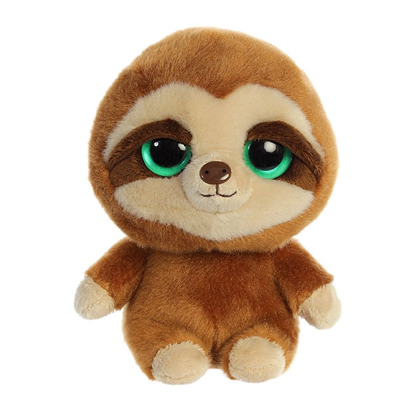 YOO HOO SLOTH PLUSH