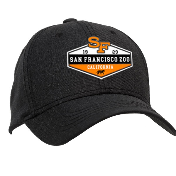 ADULT BASEBALL CAP SF TIGER