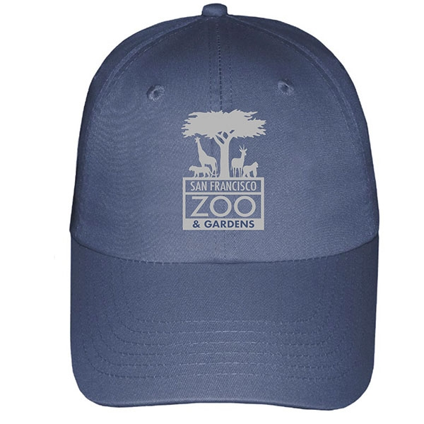 ADULT BASEBALL CAP SAN FRANCISCO ZOO LOGO