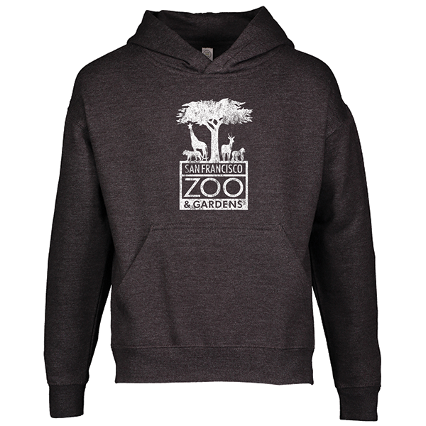 SAN FRANCISCO ZOO LOGO HOODY YOUTH