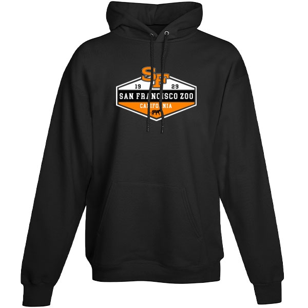 ADULT HOODY SF TIGER