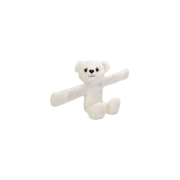 POLAR BEAR HUGGER PLUSH