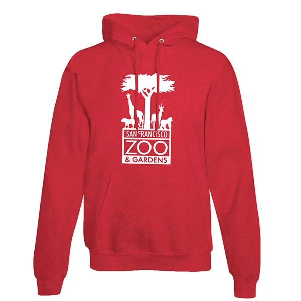 ADULT HOODY SAN FRANCISCO ZOO LOGO