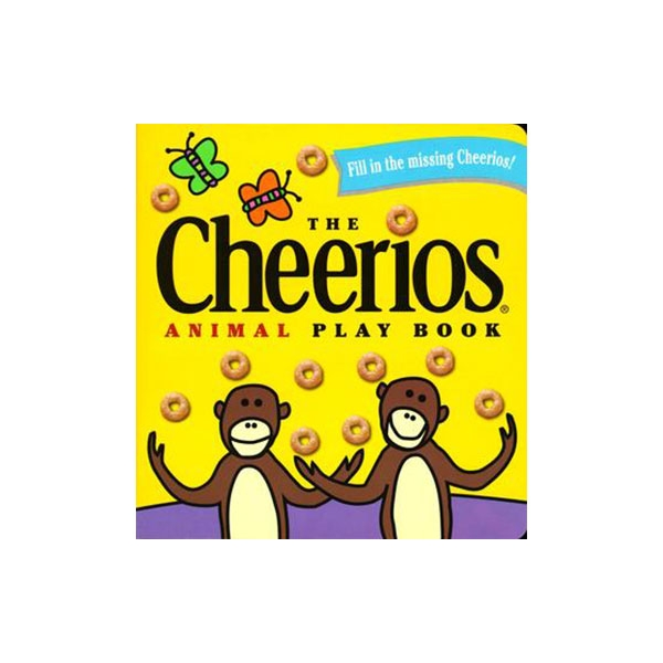 CHEERIOS ZOO BOARD BOOK