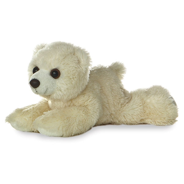 POLAR MINI FLOPSIE PLUSH