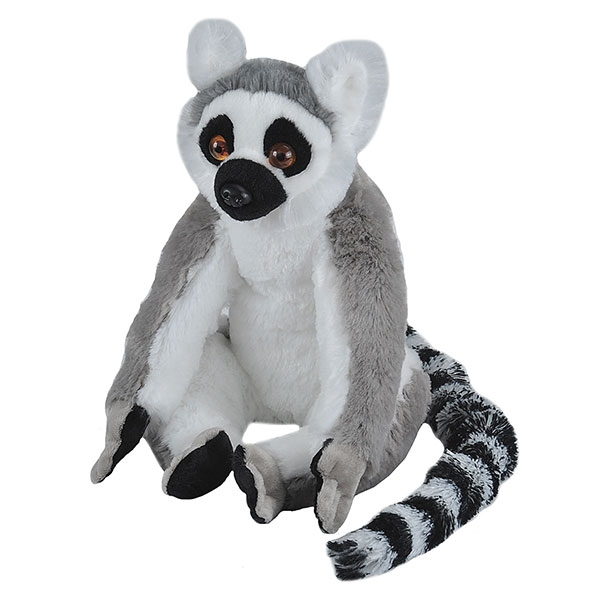 RING TAILED LEMUR PLUSH