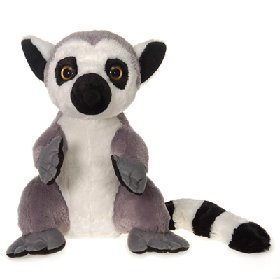 RINGTAIL LEMUR PLUSH