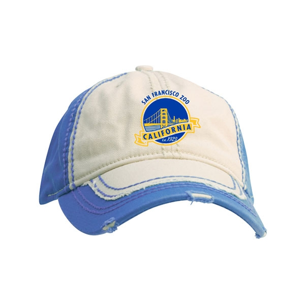 ADULT BASEBALL CAP GOLDEN GATE BRIDGE