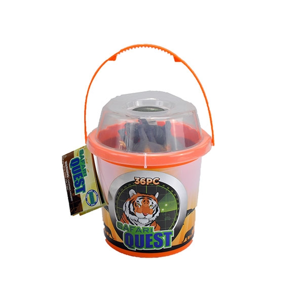 ANIMAL BUCKET QUEST