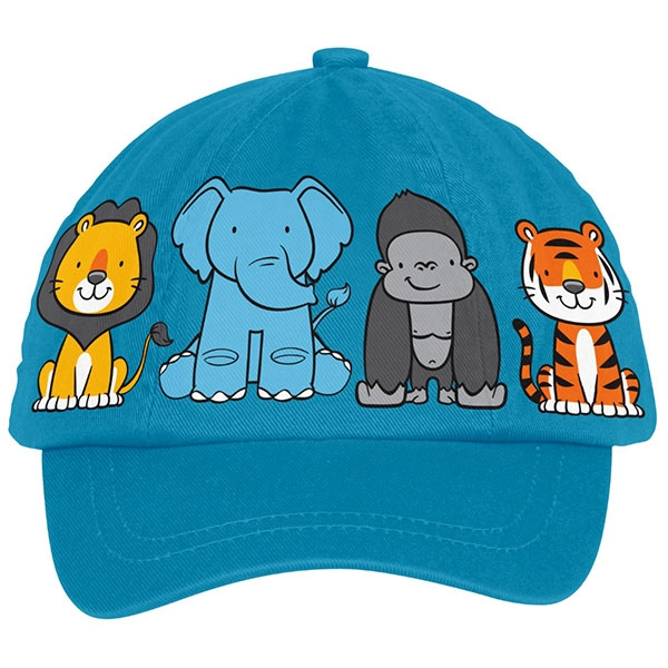 TODDLER CAP SAFARI