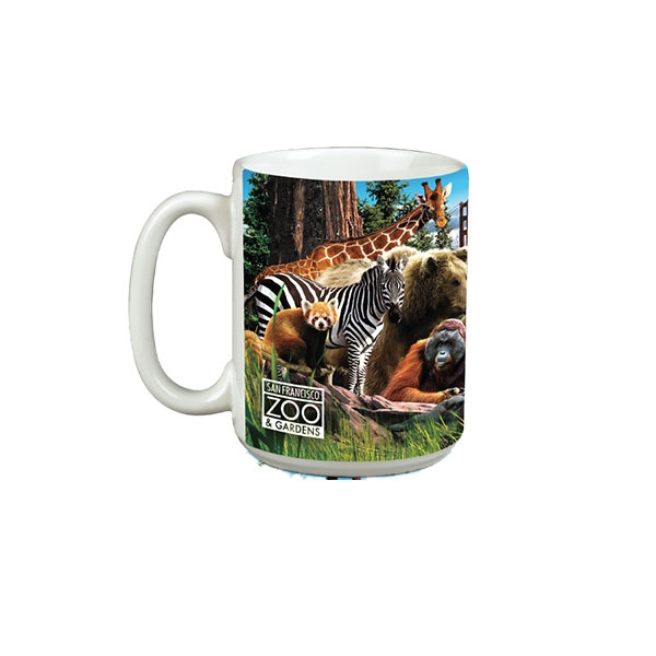 SAN FRANCISCO ZOO MUG