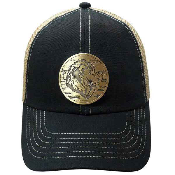 ADULT BASEBALL CAP LION