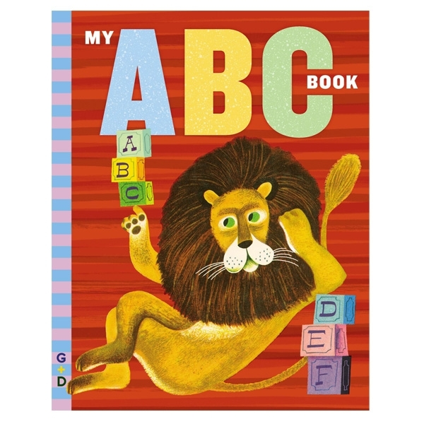 ZOO ABC BOARD BOOK