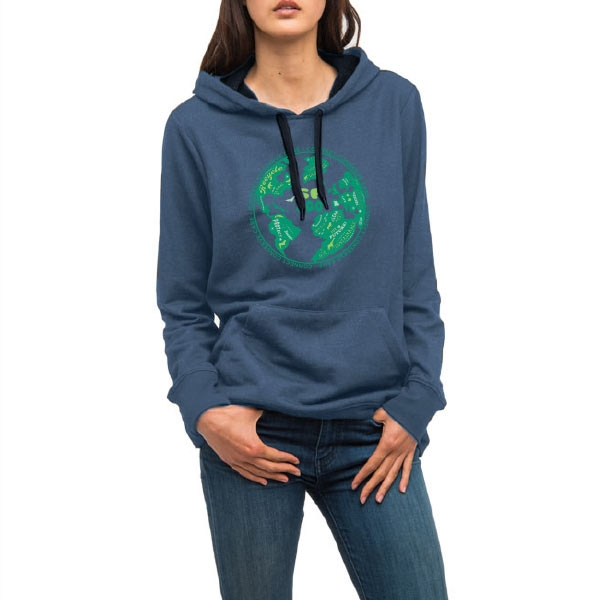 ADULT  HOODY ANIMAL WORLD