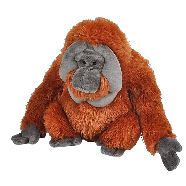 ORANGUTAN MALE PLUSH